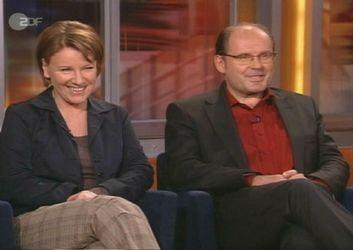 Mariele und A. Schmölzer bei JBK