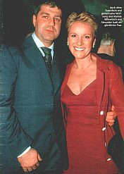 Alexander Isadi und Mariele Millowitsch